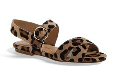 flat sandals| cheetah| mother's day