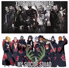 Who's hyped up about Suicide Squad?  SakuraBlossom  - http://ift.tt/1HQJd81