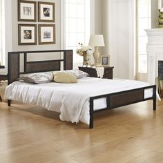 Eco-Lux Celtic Panel Bed