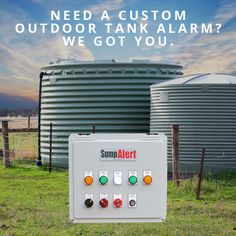 ooking for customized control panels for small pumps on the farm, at your home, or in an industrial plant? Predictive pump failure technology, wireless, dusk to dawn, timers, alarms, and other alerts are part of what we offer. If its outdoor in an extreme temperature or nasty environment - we like that even better. If your looking for panels to accommodate the supply to your customers (animal or human) we get it.   Use the contact us form on our website and tell us what you need…
