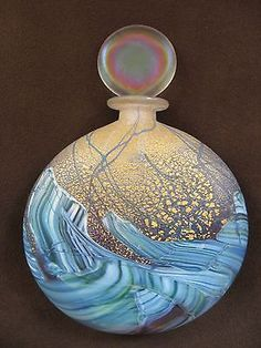 isle of wight perfume bottle