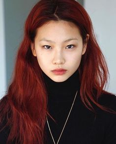 Mane Addicts How to Find the Best Red Hair Color For Your Skin Tone Asian Red Hair, Hair Inspo, Hair Inspiration, Pretty People, Beautiful People, Galaxy Makeup, Red Hair Color, Red Hair For Cool Skin Tones, Grunge Hair