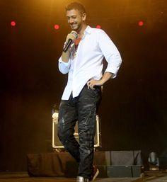 Saad Lamjarred - marocain singer