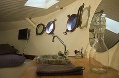 houseboat barge amsterdam interior