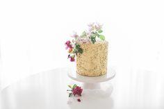 Sequin Cake Tutorial