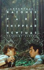 Razones para shippear Newtmas. de awnewtmas