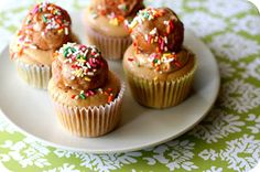 Recipe A Perfectly Caffeinated Cupcake. by Une-deux senses