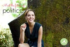 Congressional Game-Changer: Erin Schrode - http://www.mommygreenest.com/congressional-game-changer-erin-schrode/