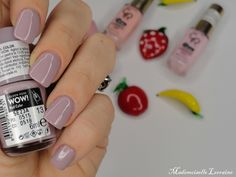 Monday Mani - New Golden Rose Wow Nail Color   Express dry