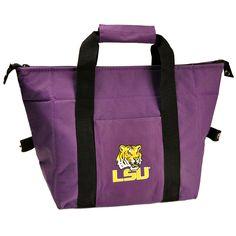 LSU Soft Sided Cooler Bag