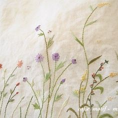 #embroidery#stitch#프랑스자수#자수#일산프랑스자수#야생화자수~~