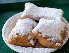 Beignets: Classic New Orleans doughnuts