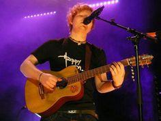 Ed Sheeran Zurich 2012