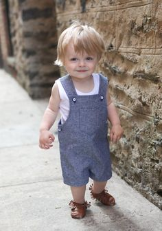 Assortment of toddler overalls and underwear created for longevity and relaxation. Get started on exploring now! Baby Outfits, Outfits Niños, Toddler Boy Outfits, Kids Outfits, Toddler Boy Romper, Toddler Girls, Baby Boy Fashion, Toddler Fashion, Kids Fashion