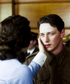 Atonement chemistry between these two is incredible, (James McAvoy&Keira Knightly) Keira Christina Knightley, Keira Knightley, Forrest Gump, James Mcavoy Atonement, Atonement Movie, It's Over Now, Romantic Movie Quotes, Romantic Movie Scenes, Romantic Films