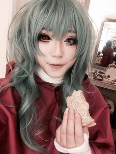 Tokyo Ghoul Sen Takatsuki Eto cosplay