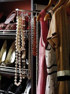 Make Your Closet Look Like a Chic Boutique | HGTV
