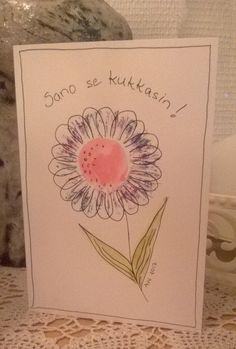Kukka-kortti