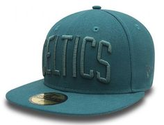 Boston Celtics Word Arch 59Fifty Fitted Cap by NEW ERA x NBA