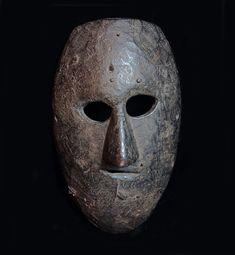 Nepal Mask - Michael Evans Tribal Art African Masks, Old Soul, Antiquities, Himalayan, Tribal Art, Headdress, Nepal, Evans, Woods