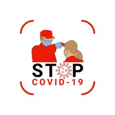 Stop Covid 19 Illustration Design Vector and PNG Free Vector Graphics, Vector Art, Human Vector, Color Vector, Background Templates, Clipart Images, Company Names, Prints For Sale, Icon Design