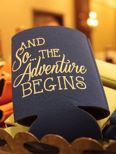 personalized wedding koozie favor ideas for summer weddings