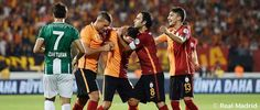 VIDEO- A look at Galatasaray. http://bit.ly/1TFk6IU #RealMadrid #HalaMadrid