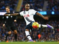 Danny Rose' PURPLE™ shoes TOTTENHAM HOTSPURS