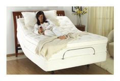 """DynastyMattress S-Cape Adjustable Beds Set Sleep System Leggett & Platt, With Luxury 12-Inch Memory Foam Mattress-FULL Size by DynastyMattress. $1999.00. 20 Years Limited Warranty, Shipping is Included in this Items Price!. One 12"""" Thick Mattress Made with High Quality 5"""", 5lb Visco-Elastic Memory Foam and 7"""" High Resilience Polyurethane Base Foam, Enhanced AirFlow System. Feel: Medium Firm!. Comparable to the Name Brand The RhapsodyBed!. S-Cape Adjustable Bed S..."""