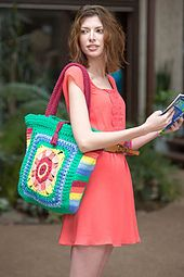 Ravelry: Neverland Tote pattern by NT Maglia