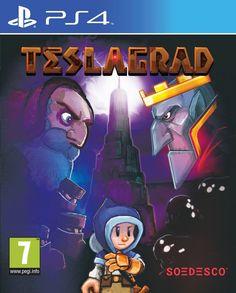 Jogo PS4 Teslagrad - Jogos PS4 SOEDESCO - Jogos PS4 - Jogos - Gaming e Vida Ativa - Worten PT