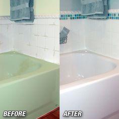 Bathtub resurfacing http://www.bathtubrefinishingschool.com ...