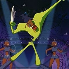 """10 Pictures That Prove Bruno Mars Is Actually Powerline From """"A Goofy Movie""""...this is fabulous. I was obsessed with the goofy movie songs"""