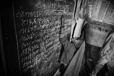 School for shepherds in Simien Mountains Boy Meets, Back To Work, Knowledge, Mountains, School, Cry, Bergen, Facts