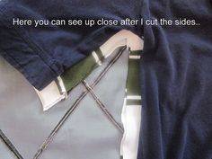 How To Take In A Shirt