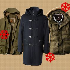 12 Winter Coats Under $250 Like this.