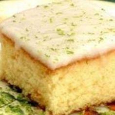 Receita de Pão de Ló de Limão - 4 ovos inteiros, 1/2 xícara (chá) de açúcar, 2 xícaras (chá) de farinha de trigo, 1/2 xícara (chá) de Água, 1 colher (sopa)...