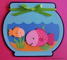 Small Bits of Paper: Best Fishes - Throwback Thursday Challenge