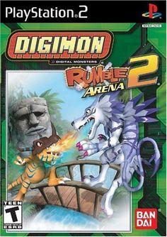 Digimon Rumble Arena 2.