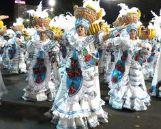 Escola de Samba Imperatriz Leopoldinense Rio Carnaval 2012