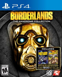 Amazon.com: Borderlands: The Handsome Collection - Playstation 4: Video Games