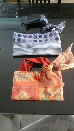 Recycled Fabric, Fabrics, Bags, Fashion, Handbags, Moda, La Mode, Dime Bags, Fabric