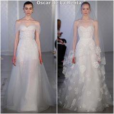 Gorgeous @oscardelarenta  Some of my favorite dresses from #bridalspring2017 #bridalfashionweek #weddings #weddingdress #bridal #BridalMarket #fashion #instadaily #pots #luxury #luxuryfashion #lvonstyle #designerfashion #classy #fashiondetails #beautiful #runway #gorgeous #style #stylish #shopping #glamour #luxury #luxurylife #dreamy #oscardelarenta #oscardelarentabridal by lvkruss https://www.instagram.com/p/BEz8kpiQTq8/