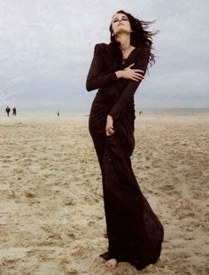 evaggreen: Eva Green photographed by Mathieu Sarrazin for Madame Figaro July 2008