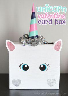 12 Creative Valentine Card Boxes