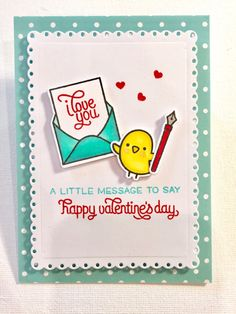 Hi there crafty friends! Hope you have your 2017 calendars ready for the first card class of the new year. I will be teaching a Valentine card class on Friday, January 20th at The Ink Pad in NYC. We will...