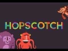 Programming tutorial for kids | ▶ Hopscotch: Hour Of Code Screencast!
