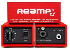 Reamp : Home