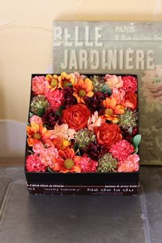 Decorative Boxes, Flowers, Royal Icing Flowers, Flower, Decorative Storage Boxes, Florals, Floral, Blossoms