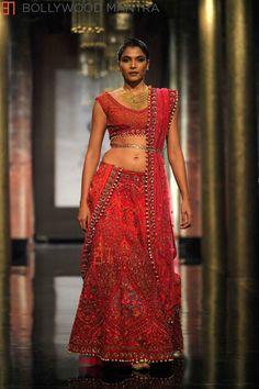 JJ Valaya - India Bridal Fashion Week 2014